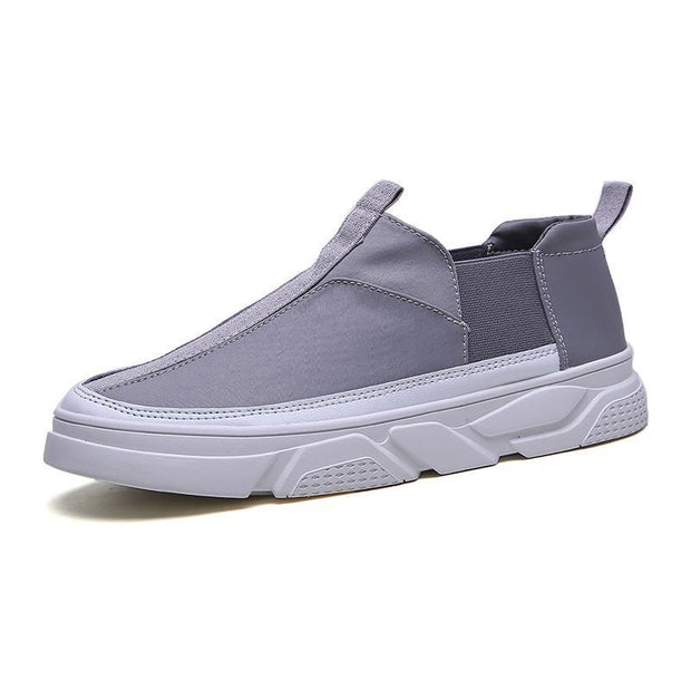 Men's new fashion mesh breathable sports flat heels