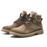Men's Korean high-top men's England leather Martin boots shoes