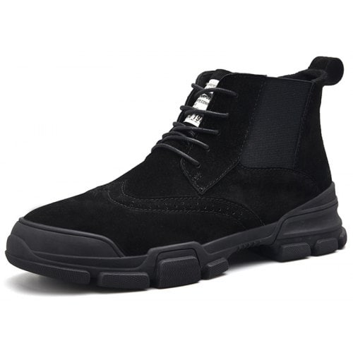 Men's Fashion High Top Martin Boots