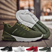 Mens Running Shoes Air Cushion Sneakers Lightweight Athletic Tennis Sport Shoe