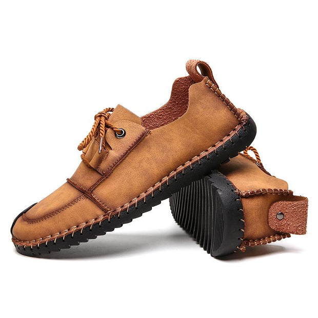 Men's leisure fashion men's shoes joker comfortable driving shoes