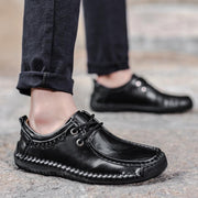 Men's breathable comfortable seasons men casual shoes by hand