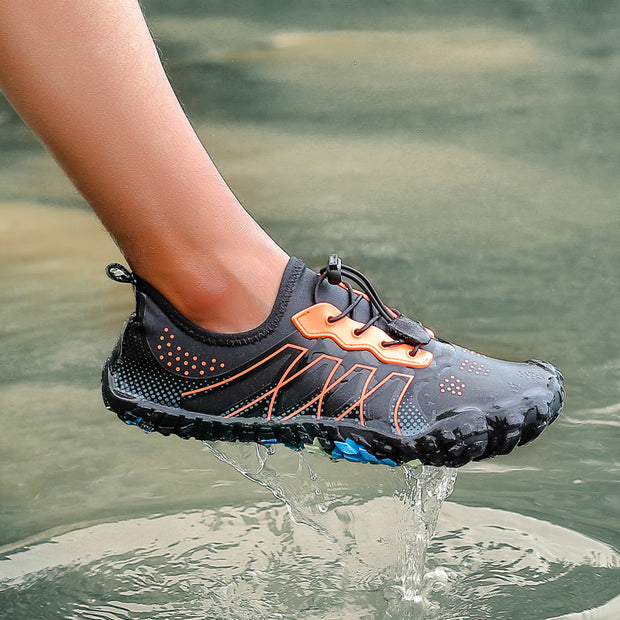 Men's breathe shoes beach swimming mesh hiking shoes water shoes