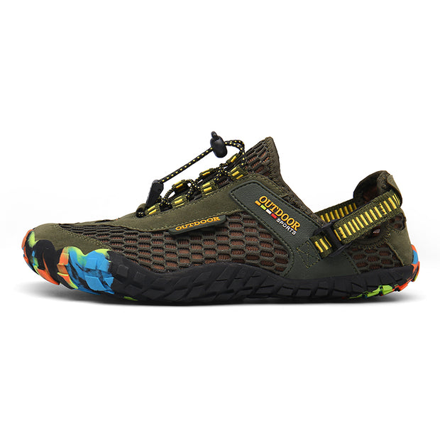 Men's outdoor wading swimming hiking shoes water shoes