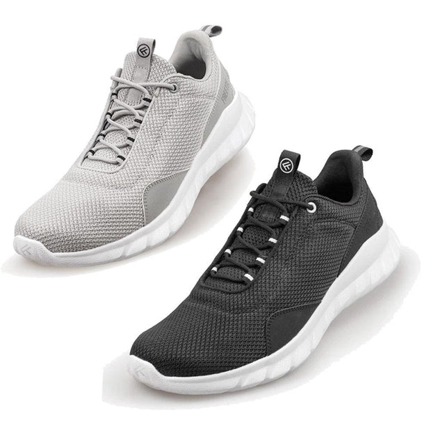 Men Light Sport Running Shoes Breathable Soft Casual Shoes
