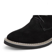 Men's Martin Large Size Anti-slip Suede Cotton Boots
