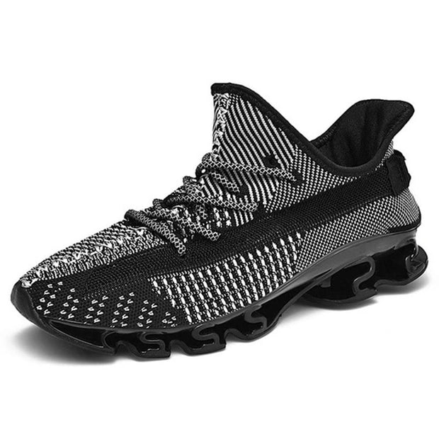 Men's  large  running shoes men breathable shock-absorbing running shoes gym sneakers