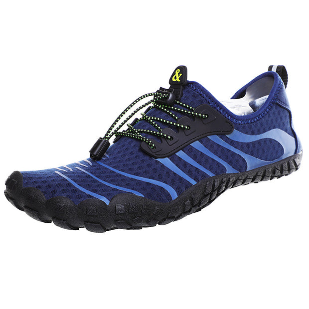 Men's outdoor wading shoes five-finger beach shoes water shoes