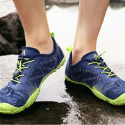 Man'soutdoor hiking shoes five-finger swimming sports shoes water shoes