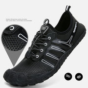 Man's  non-slip wading shoes outdoor climbing shoes five-finger swimming shoes