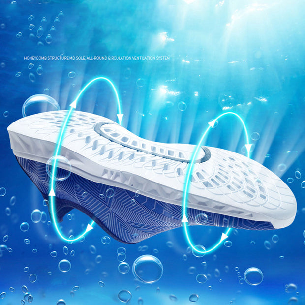 Men's snorkeling shoes wading surfing shoes swimming beach shoes ultra light