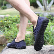 Men's  outdoor five-finger shoes beach swimming shoes breathable