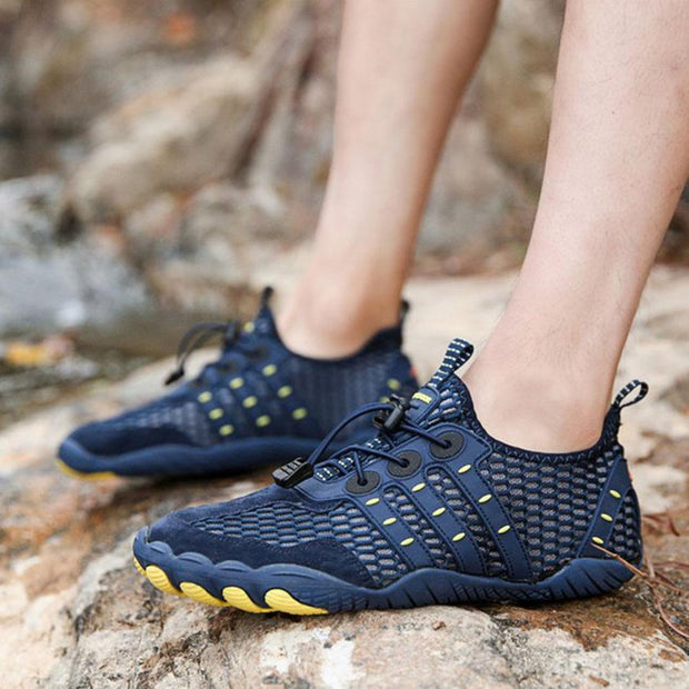 Men's casual water shoes outdoor beach leisure snorkeling wading swimming shoes