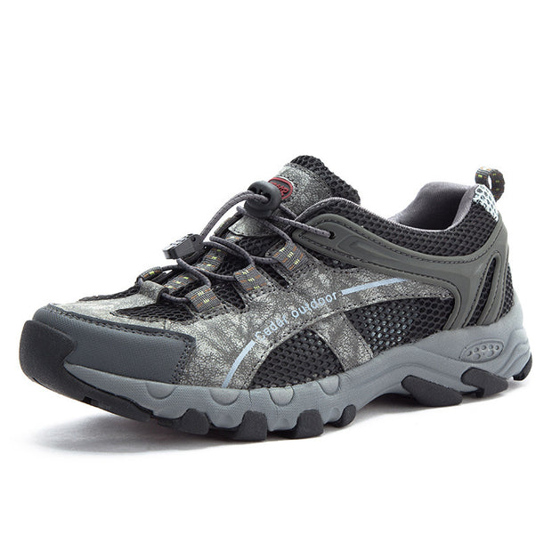 Men's sports shoes student training running shoes hiking shoes