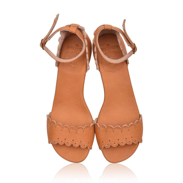 Women's Leather Wedges