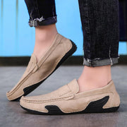 Men Classic Soft Slip On Casual Comfort Non Slip Driving Loafers