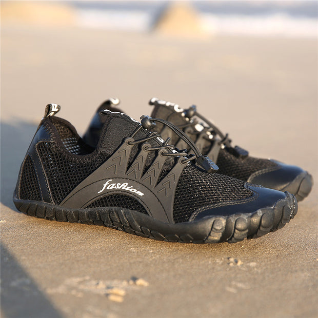 Men's swim outdoor breathable hiking slip diving paddle rafting shoes