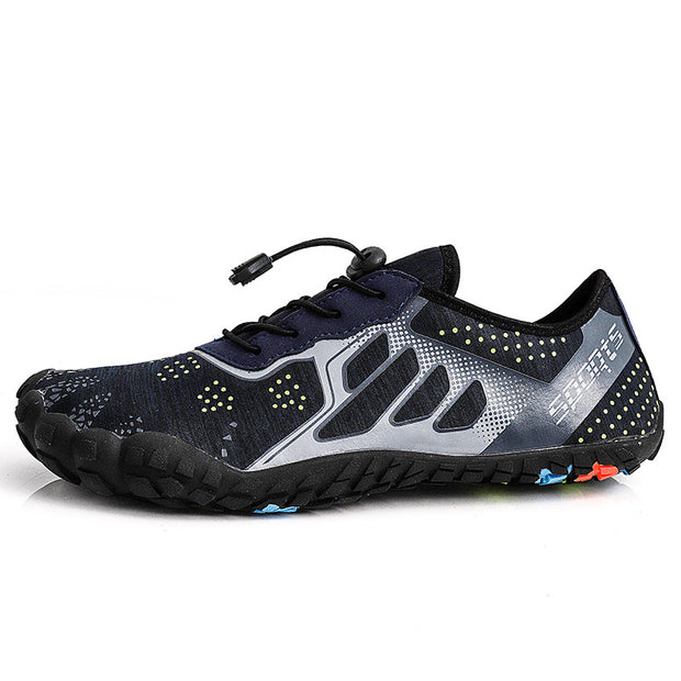 Men's Beach Patchwork Swimming sneakers Water Shoes