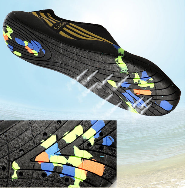 Men's Water Sneakers Light Swimming Cheap Water Sports Shoes