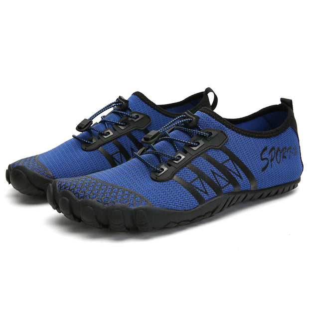 Men's Footwear Climbing Trekking Sneakers Non-slip Slip-on Beach Wading Shoes