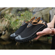 Men's Summer Breathable Mesh Shoes Outdoor Casual Sneaker