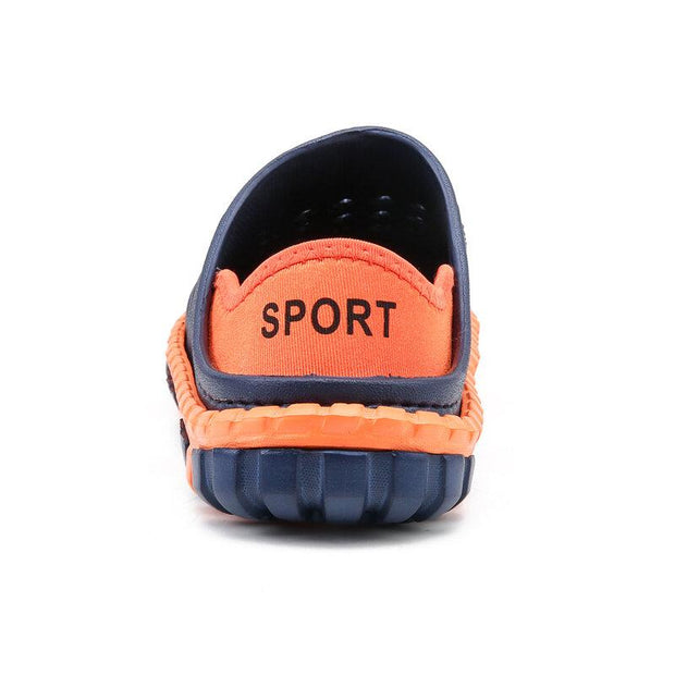 Men's EVA Hole Light Weight Breathable Comfy Beach Sandals