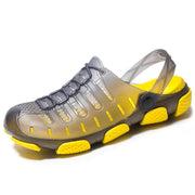 Men's EVA Hollow Out Breathable Light Weight Beach Casual Sandals