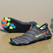 Men's Multifunctional Quick Drying Snorkeling Diving Drainable Sole Water Shoes
