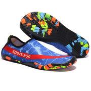 Men's Water Boating Upstream Slip Resistant Soft Diving Shoes
