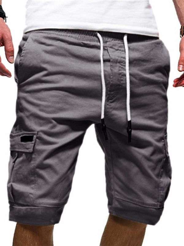 Men's outdoor sports thin loose shorts