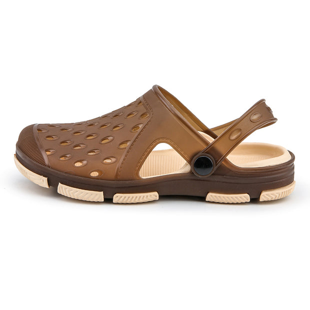 Men's Lightweight Clog Sandals Garden Shoes