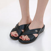 Women Casual Comfort Beach Slippers