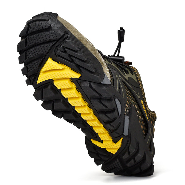 Men's Breathable Mesh Outdoor Athletic Sneaker Shoes