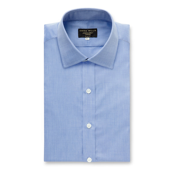 Sky Cristallo Cotton Ready to wear shirt