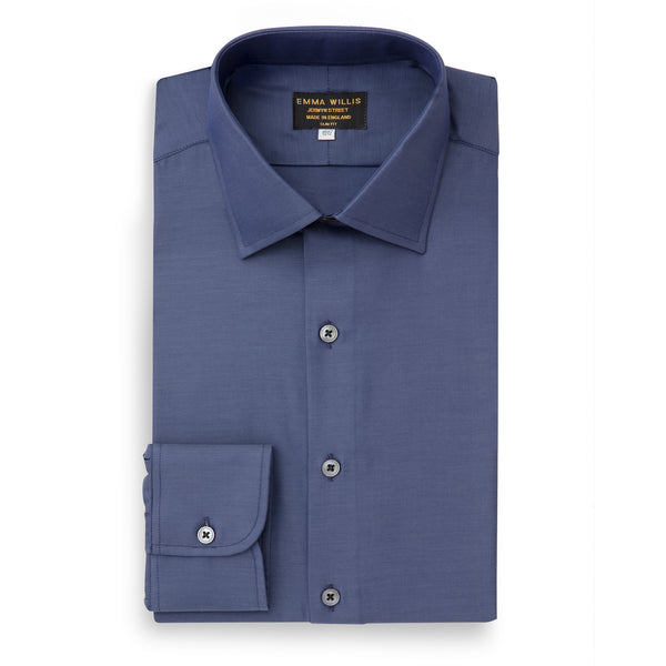 Navy Chambray Ready to wear shirt