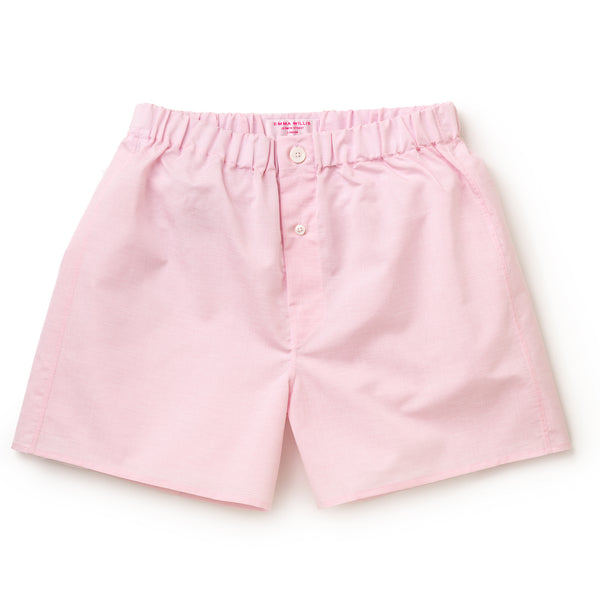 Pink Zephirlino Boxer Shorts