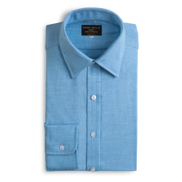 Sky Blue Cashmerello Shirt