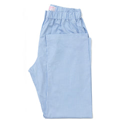 Sky Oxford Check Pyjama Bottoms