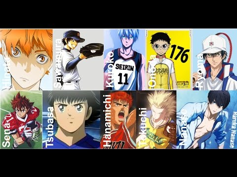 Why Sports Anime Interests Me The Most