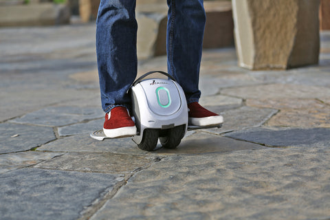 IOTAtrax - Compact Style Hoverboard