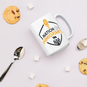 Nation of Immigrants Mug