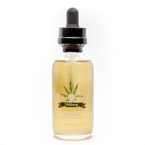 Wild Hemp Copaiba Tincture (SELECT PIC FOR MORE OPTIONS)