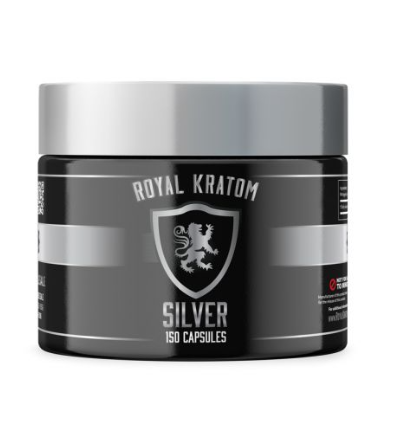 Royal Kratom - Silver Edition Capsules ( JAR )