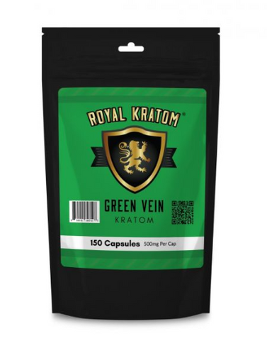Royal Kratom - 150 CNT Capsules ( New Edition )