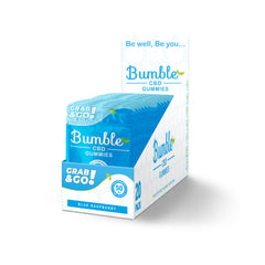Bumble CBD Gummies 50mg case 20qty