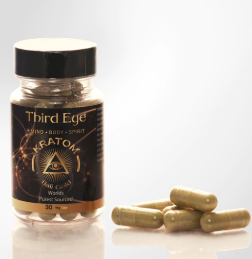 Third Eye Capsules  ( 30 Vegetable  Capsules )