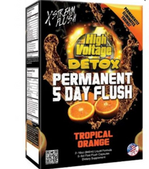 High Voltage Permanent 5 Day Flush