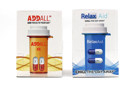 ADDALL And Relax Aid
