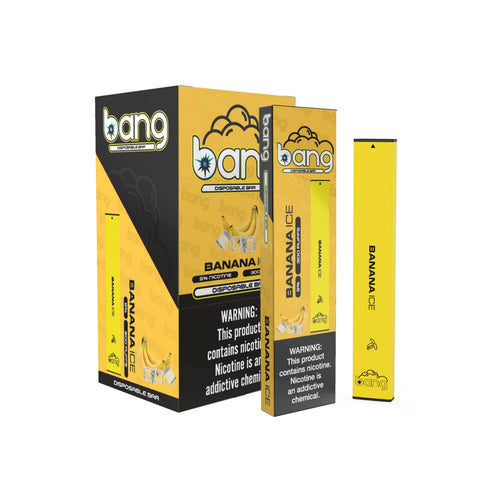 Bang Bars Max Disposable Device- 5% Nic 300 Puffs