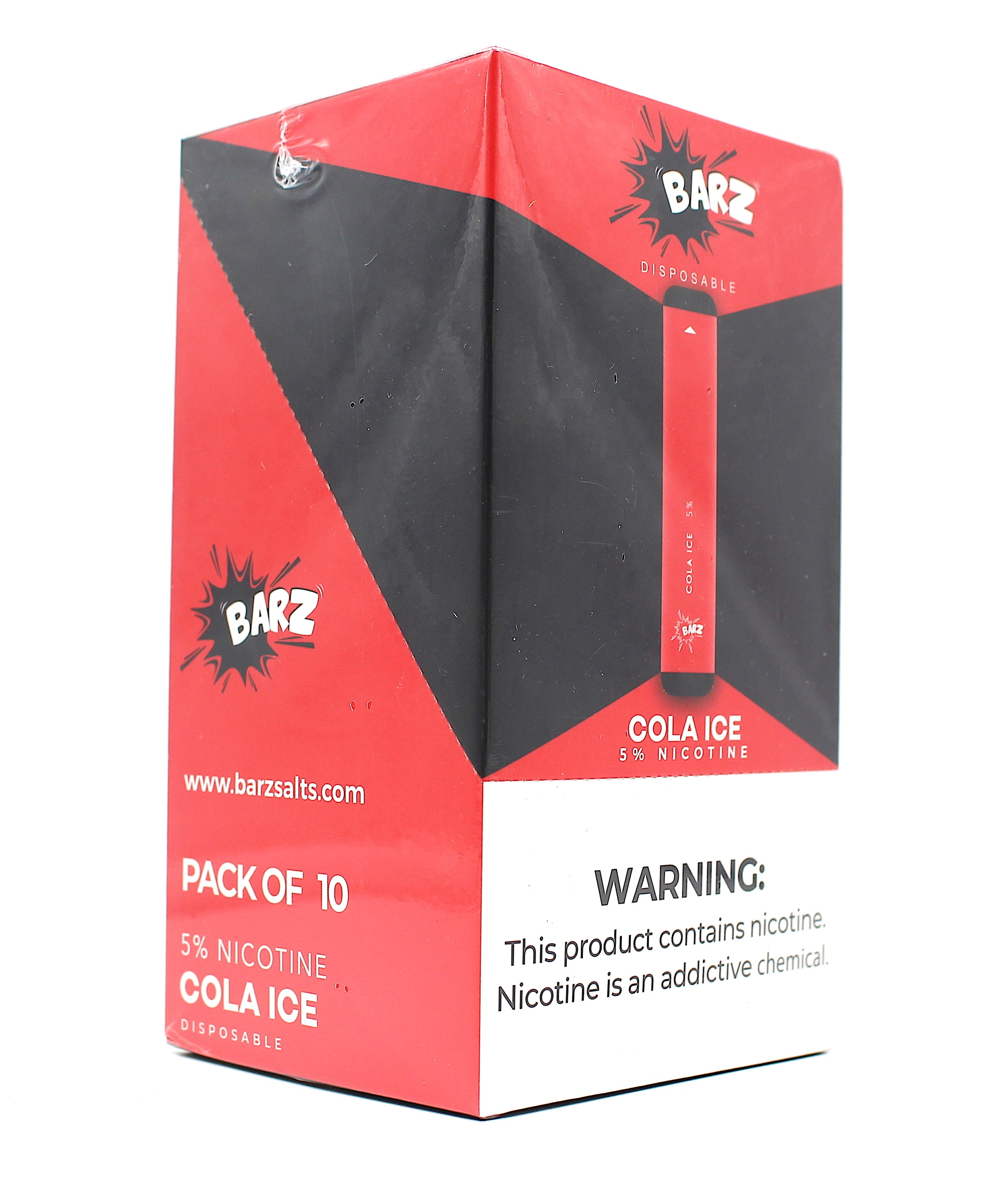 Barz Disposables Display (10 Ct)